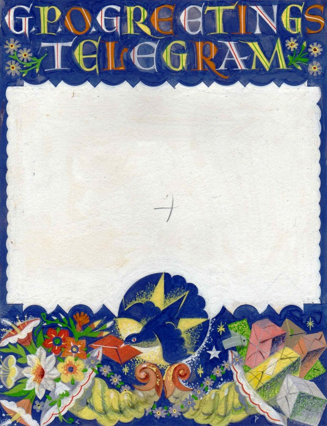 Greetings telegram 2