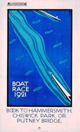 Boat Race CP 1921