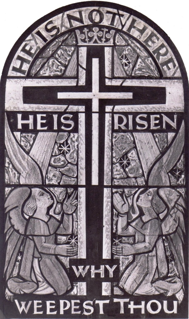 CP and DL Window - He is risen