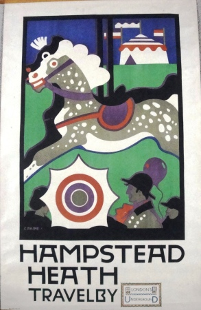 Hempstead Heath Poster CP