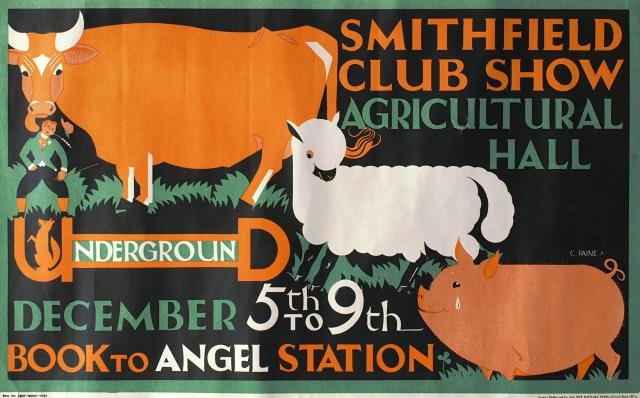 Smithfield Show 1927