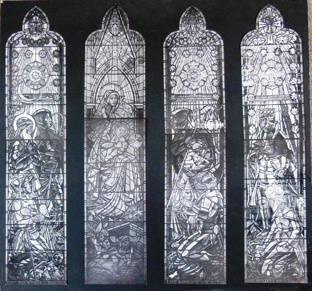 Queen's Park High Church window - Copy DONE
