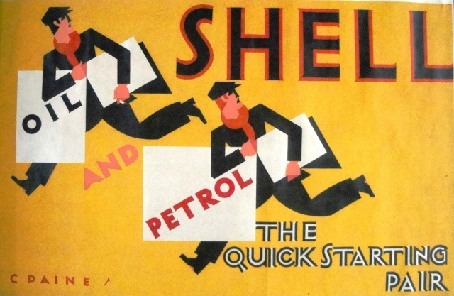 Shell Oil Poster CP - Copy DONE