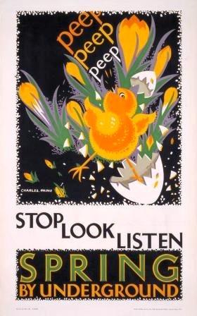 Stop, Look, Listen. Spring 1928