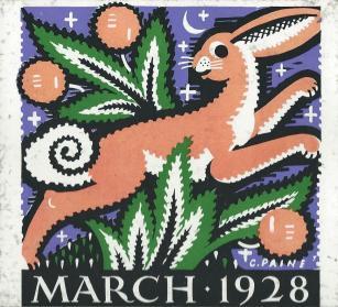 Sundour CalendarMarch 1928 2