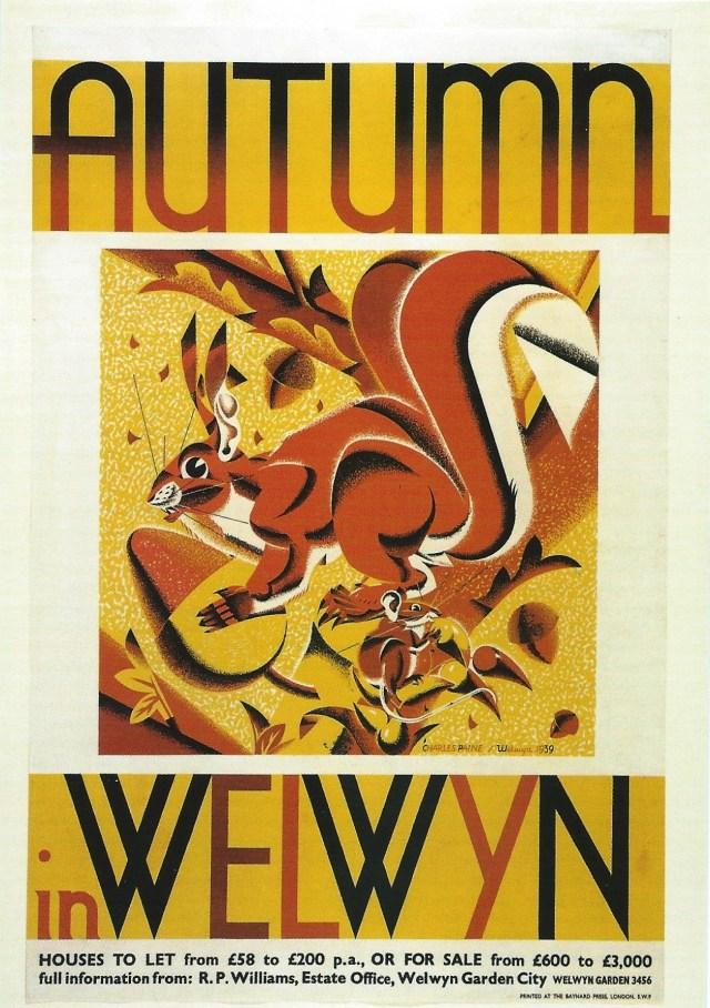 Welwyn Autumn in Welwyn CP 1939 (4)