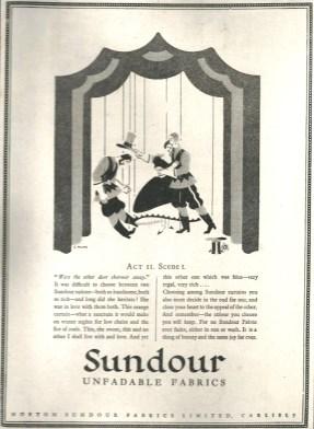 Act II Scene I - Sundour