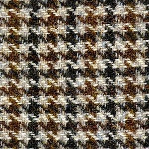 Dogtooth pattern in tweeds