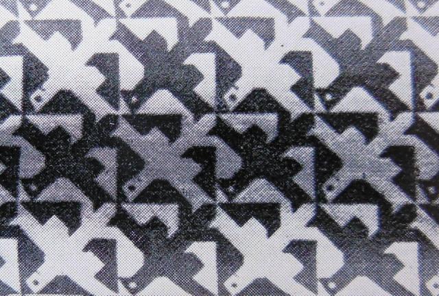 Sundour Eitherway seagull pattern