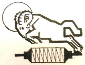 James Morton personal Aries logo