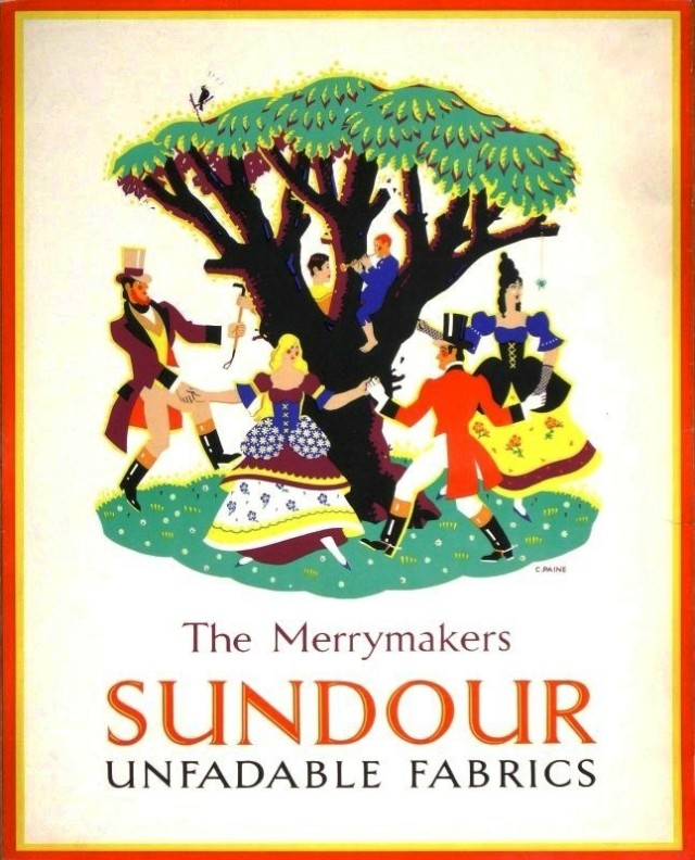 Sundour The Merry Makers