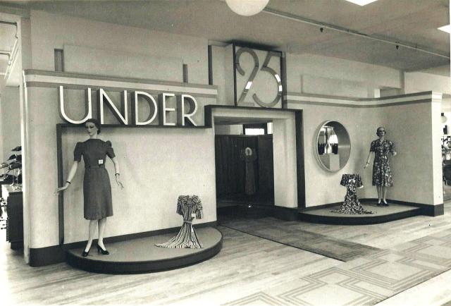 Welwyn Stores Under 25 Entrance