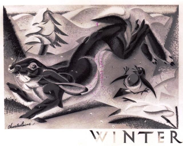 Winter at Welwyn