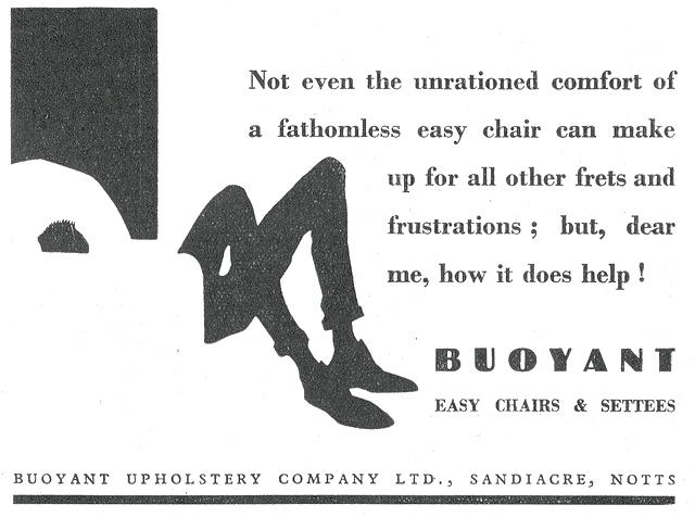 Buoyant chairs ad. 2