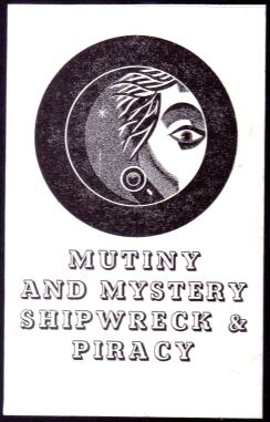 Sea Sequel Mutiny and Mystery, Shipwreck and Piracy