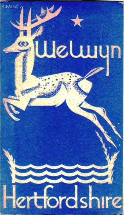 Welwyn publicity folder