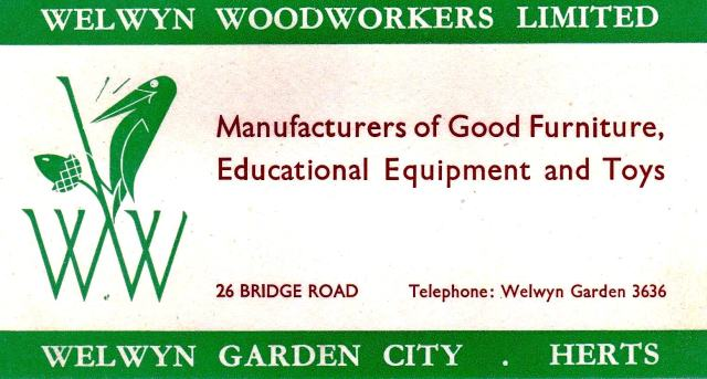 Welwyn Woodworkers Limited