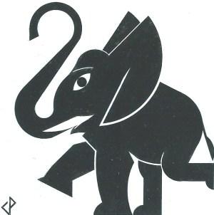 20 Bk 2 A young elephant