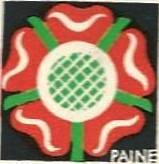 National Emblems England