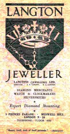 1 Langton Jeweller - Paine