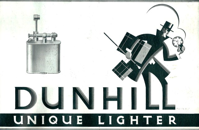 2 Dunhill Unique Lighter - Paine