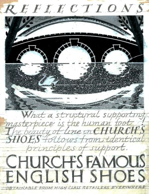 3 Church's Shoes Paine