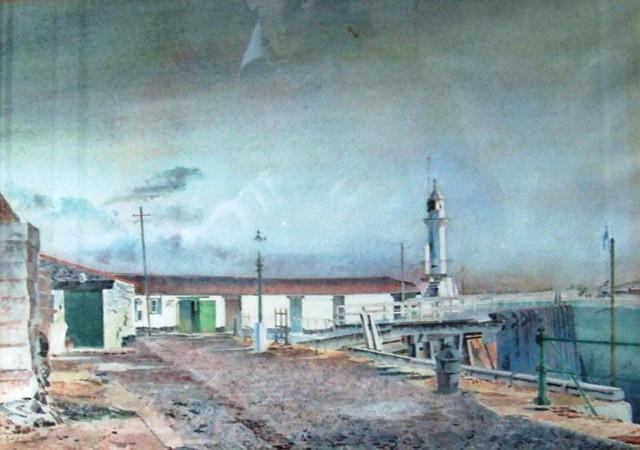 A Gorey Pier