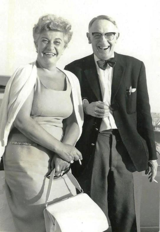 Jane and Charles Paine c. 1965