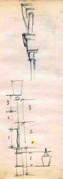 A Courtyard watercolour sketch (8) - Copy