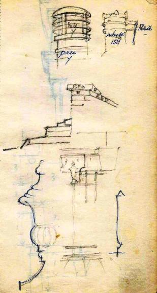 A Courtyard watercolour sketch (9) - Copy