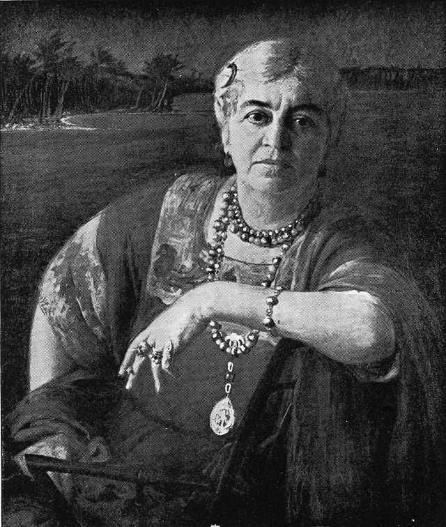 Mrs. Salisbury Field 'Teuila'