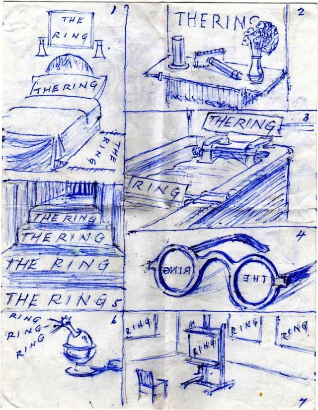 The Ring series - CP wedding 1962